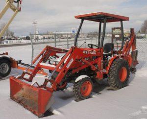 Kubota B21 Compact Tractor
