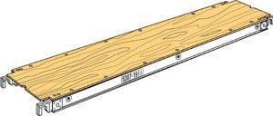 wood scaffold planks