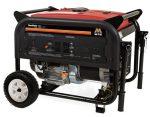 6000 watt generator for rent