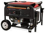 8000 watt generator for rent